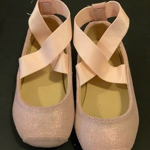 Janie and Jack ballerina flats
